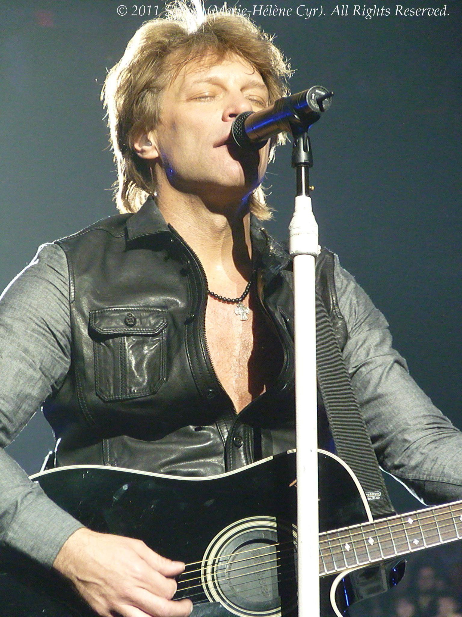 Bon Jovi - Centre Bell, Québec, Canada (19 février 2011)